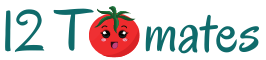 12 Tomates